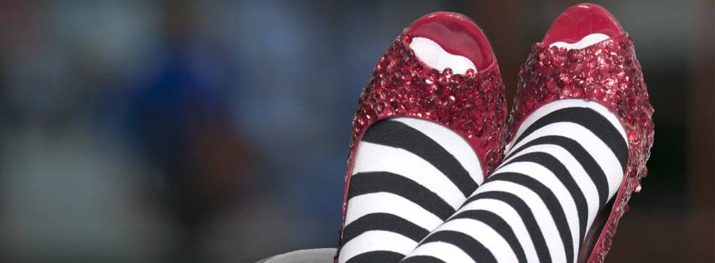 The Costume Quirks of the Wizard of Oz